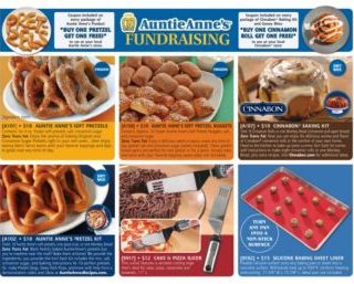 Auntie Anne's COVER