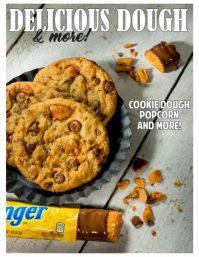 Delicious Dough COVER